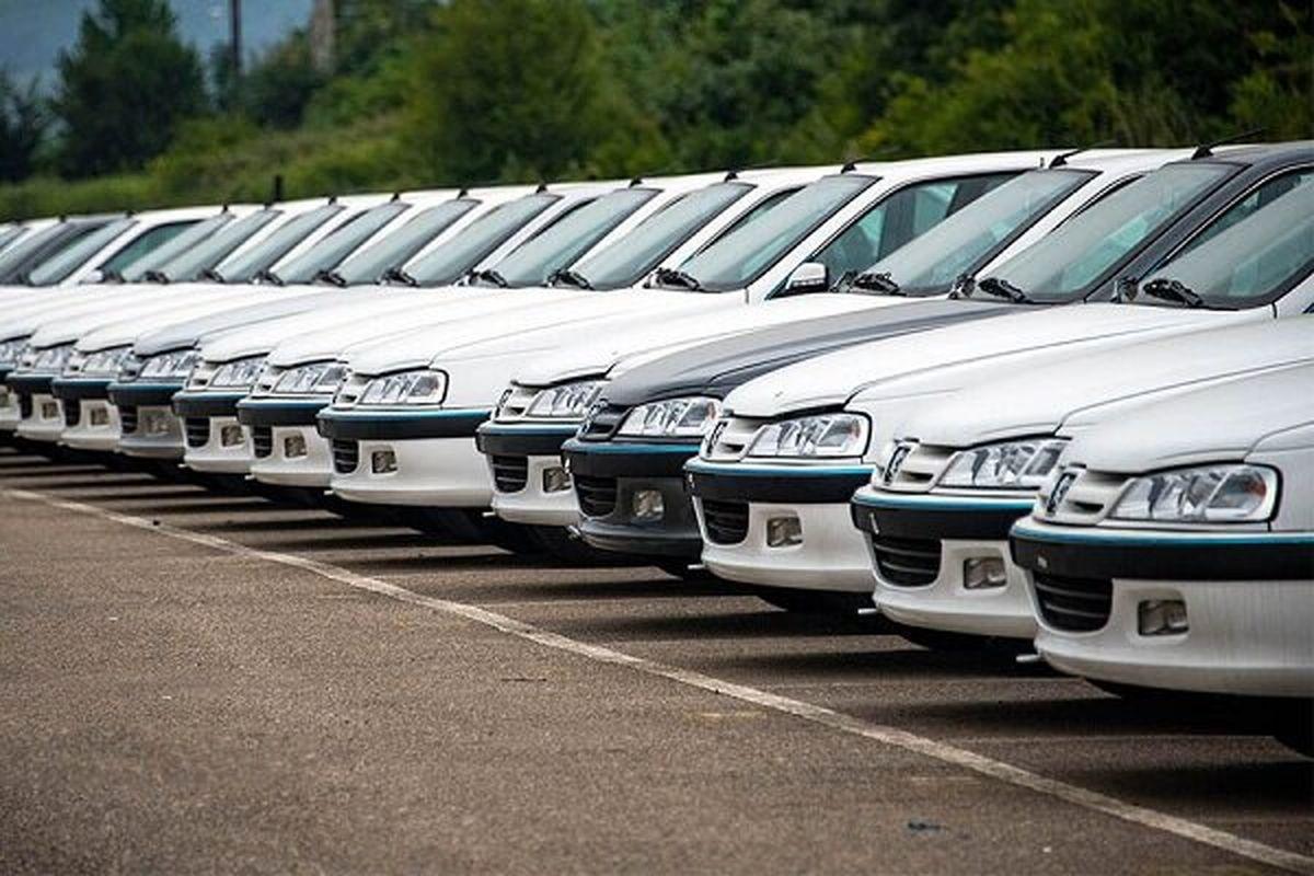 افت ۲۰تا ۳۰درصدی قیمت خودرو