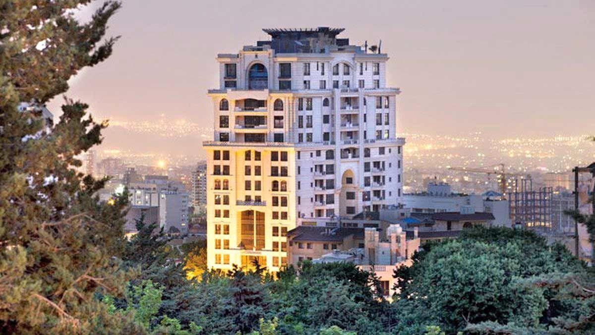 بازار واحدهای مسکونی میانسال تهران