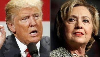 ترامپ کلینتون را به شرکت در رقابتهای انتخاباتی2020 دعوت کرد