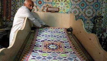 طولانیترین قرآن دستنویس جهان +تصاویر