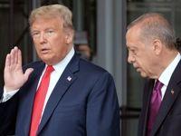گفتگوی ترامپ و اردوغان فاجعه آفرید