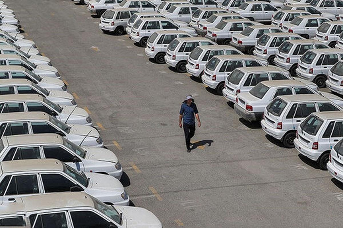 شرط متعادل شدن بازار خودرو