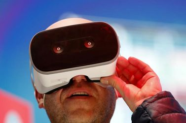 کنگره جهانی موبایل، VR glasses