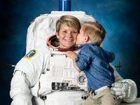 پرمسئولیتترین مادر دنیا را بشناسید +تصاویر