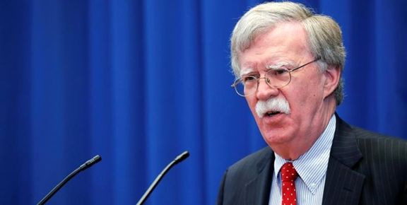بولتون: باید تلاش ایران برای مخالفت با اولویتهای آمریکا را پاسخ دهیم
