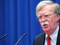 ابراز خوشحالی بولتون از توقیف نفتکش ایرانی توسط انگلیس