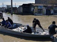 واژگونی قایق و مفقودی برخی مسافران در گمیشان