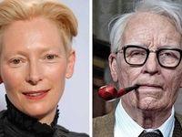 گریم شگفتانگیز بازیگر زن در نقش پیرمرد ۸۲ساله +عکس
