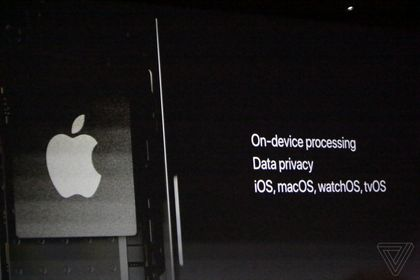 رونمایی از سیستم عامل جدید اپل برای آیفون و آیپد +تصاویر