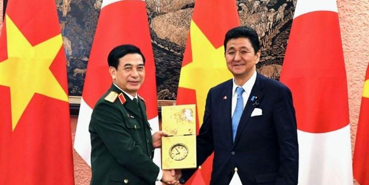 ژاپن به ویتنام تجهیزات و تکنولوژی نظامی می فروشد