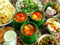 احیای منوی غذاهای ایران باستان