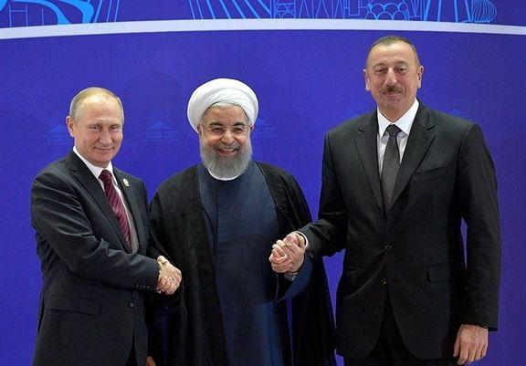 نشست بعدی سران ایران-روسیه-آذربایجان مرداد برگزار میشود