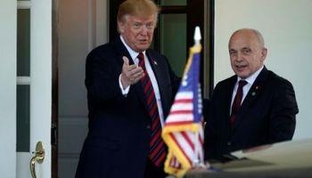 ترامپ خواستار میانجیگری سوئیس بین تهران و واشنگتن