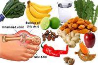 نقرس و رژیم غذایی