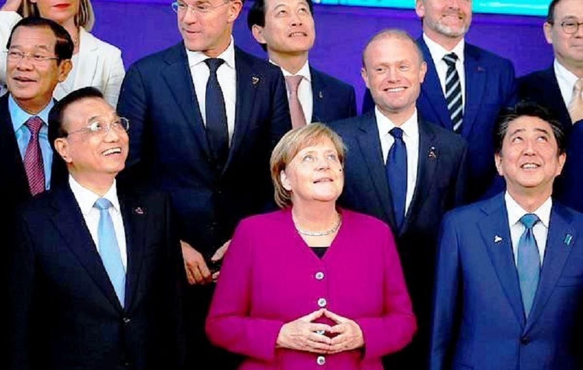 سران کشورهای آسیایی و اروپا بر حمایت از برجام تاکید کردند