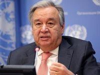 واکنش گوترش به افزایش ذخایر اورانیوم ایران