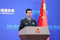 وزارت دفاع چین: هرگونه تهدید را با واکنش مناسب پاسخ میدهیم