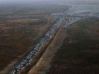 ترافیک پرحجم و روان در محورهای مهران، شلمچه و چزابه