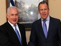 ایران و سوریه محور رایزنی لاوروف با نتانیاهو