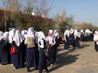 جریمه برای دانش آموزان محجبه در قزاقستان