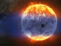 شناسایی سیارهای که در حال کوچک شدن است +عکس