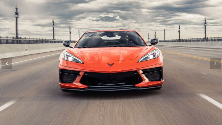 The Chevrolet Corvette is the 2020 MotorTrend Car of the Year