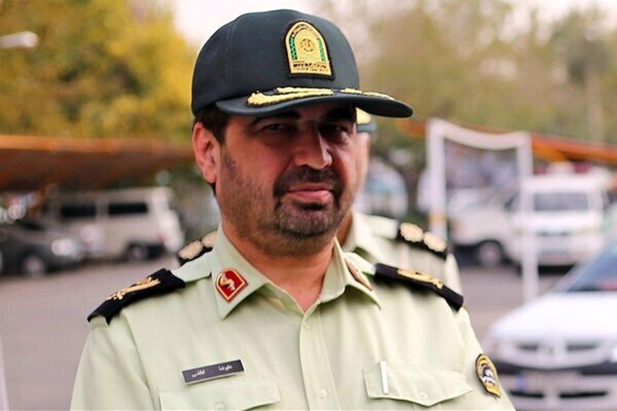 سرقت مسلحانه ۱۳۰هزاردلاری در تهران