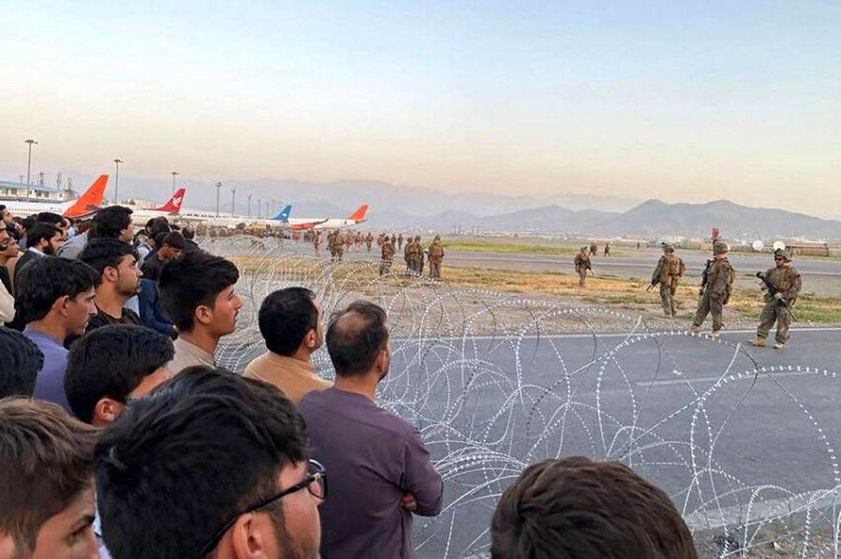 تیر اندازی مجدد نزدیک فرودگاه بین المللی کابل