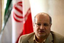 کاهش ۸.۵ درصدی بستری در تهران