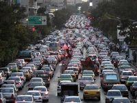 پیشلرزههای تشدید ترافیک پایتخت در اسفند