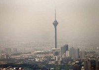 تهرانیها ششمین روز هوای ناسالم را میگذرانند
