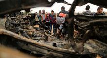 تخریب مجدد فلسطین توسط نیروهای اسرائیل +تصاویر