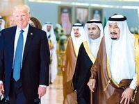 افشای ارتباط لابی سعودی با ترامپ