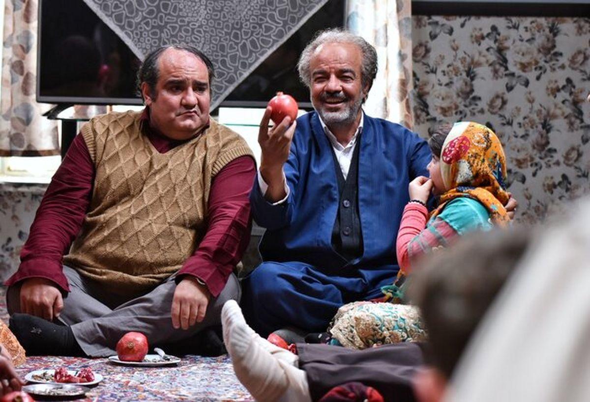 نورالدین خانزاده در سریال «وایکینگها»! +عکس