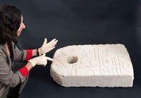 کشف لنگر عتیقه دوره فرعون هنگام شنای تفریحی