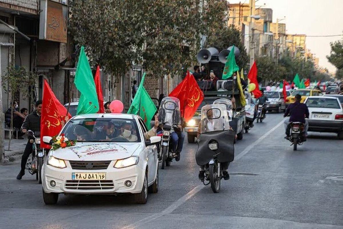 راهپیمایی خودرویی روز قدس لغو شد