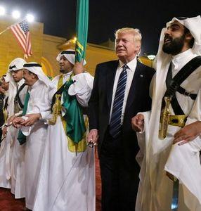 پاتک تهران به ائتلاف ترامپ و آل سعود