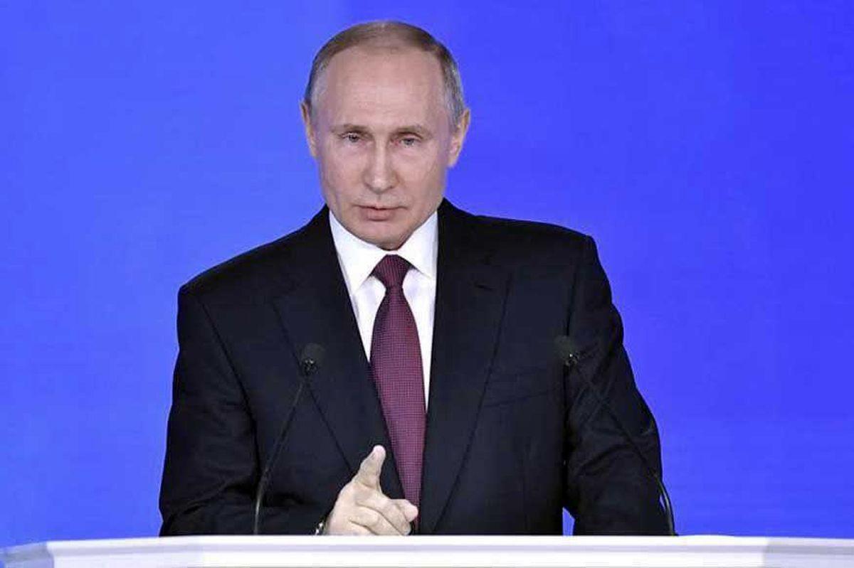 پوتین: تحریمهای آمریکا علیه ایران غیرقانونی است