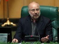 تاکید رییس مجلس بر حمایت تخصصی و حرفهای از بورس