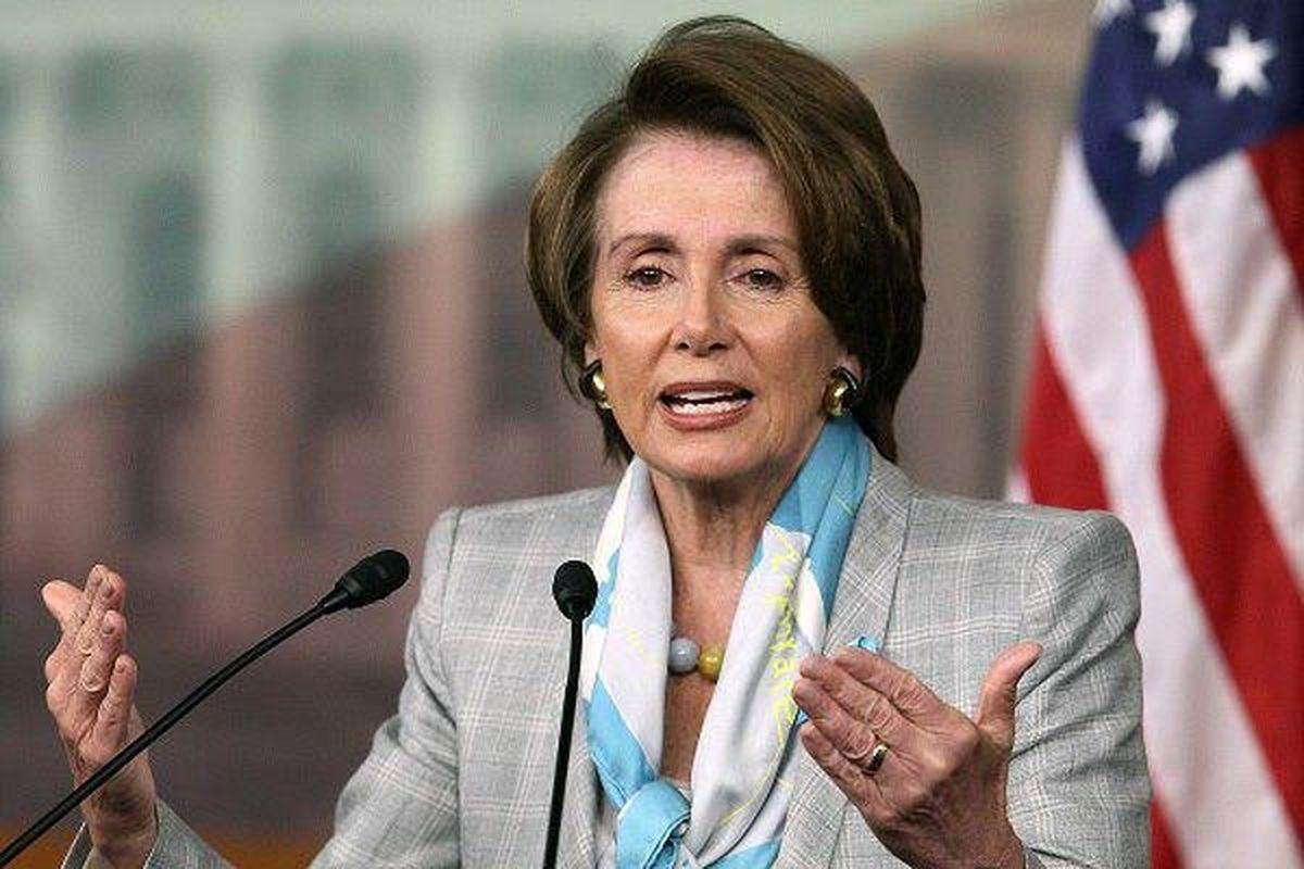 نانسی پلوسی: کاهش اختیارات نظامی ترامپ  را به رأی میگذاریم