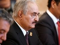 مقام ارشد نظامی لیبی در روسیه چه میکند؟