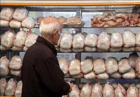 قیمت ۱۱هزار و ۵۰۰تومانی مرغ در کشور تثبیت شد