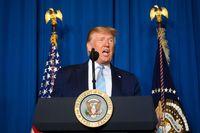 ترامپ خواستار غرامت 35میلیارد دلاری از عراق شد