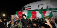 مراسم تشییع شهید قاسم سلیمانی در تهران آغاز میشود