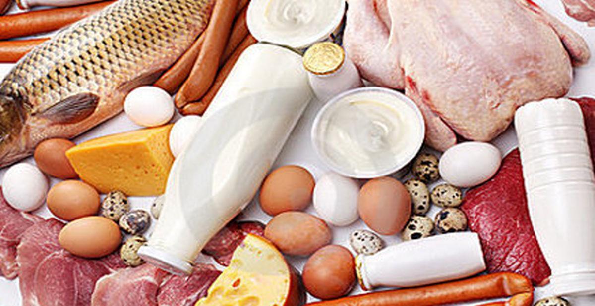 بهترین منابع پروتئینی برای ورزشکاران