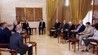 بشار اسد با فرستاده ویژه پوتین دیدار میکند