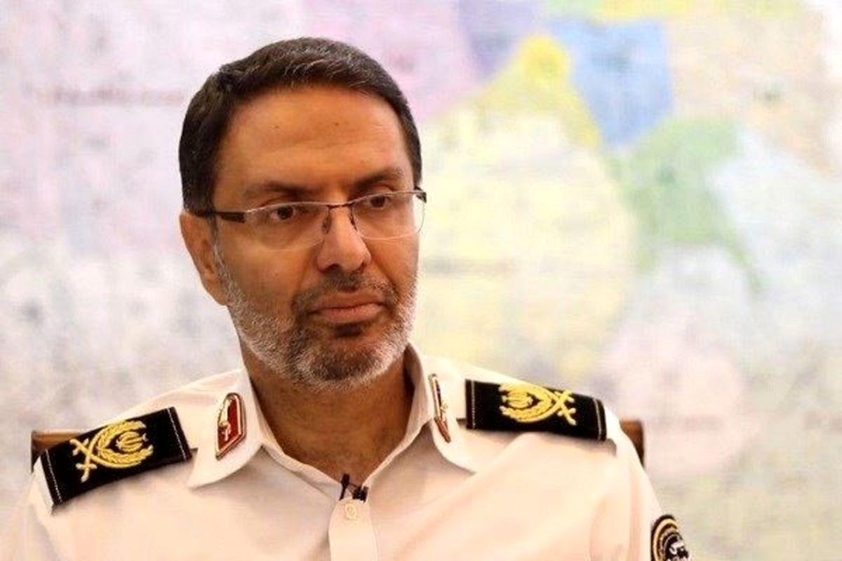 وقوع ۲۰۰۰تصادف خسارتی در روز برفی تهران