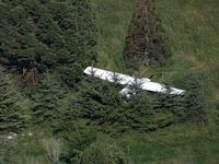 سقوط هواپیمای دو نفره در سلمانشهر