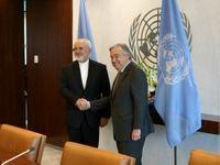 دبیر کل سازمان ملل متحد از برجام حمایت کرد