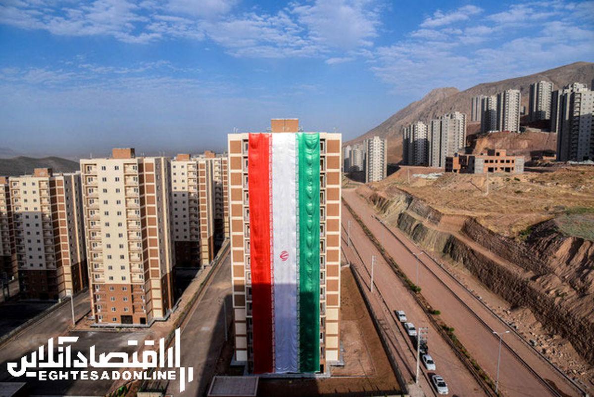 ساخت ۱۵۰۰واحد مسکن ملی در تهرانسر آغاز شد